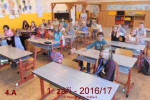 zahájení školního roku