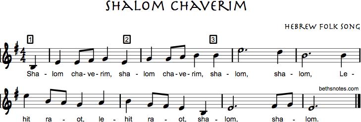 Shalom-Chaverim