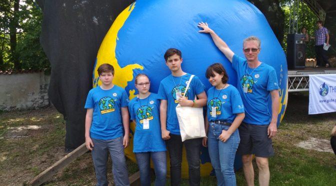 ZŠ Křesomyslova na Globe Games 2019