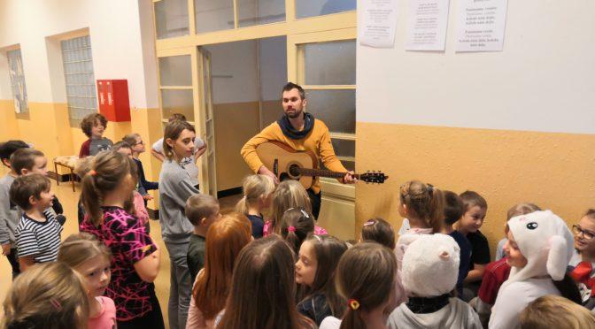 Společné zpívání vánočních koled