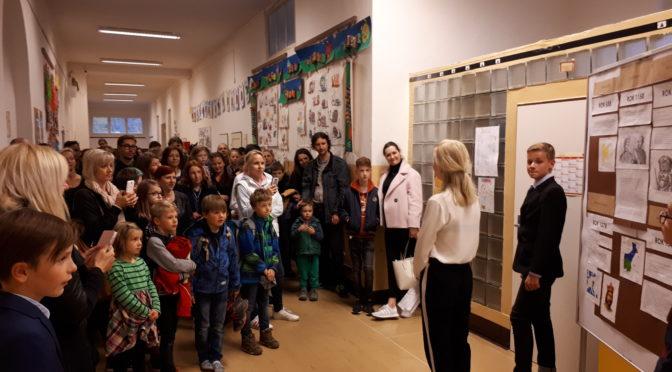 Školní oslavy české státnosti se povedly